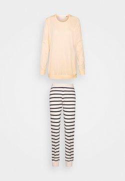 Schiesser - Pyjama - zartrosa