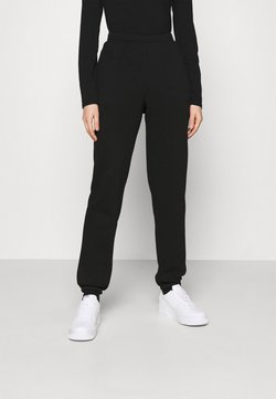 Nly by Nelly - LOVELY PANTS - Jogginghose - black