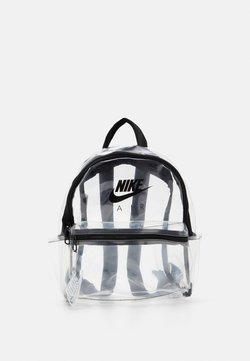 Nike Sportswear - JUST DO IT - Reppu - clear/black