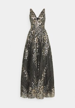 Luxuar Fashion - Occasion wear - schwarz/gold glitzer