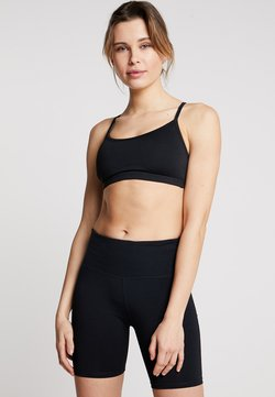 Cotton On Body - WORKOUT YOGA CROP - Sport-bh - black