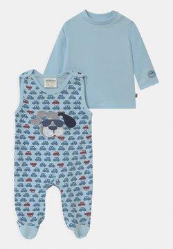 Jacky Baby - HAPPY CAR FRIENDS - Pyjama - hellblau