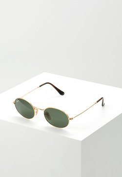 Ray-Ban - 0RB3547N OVAL - Solbriller - gold-coloured