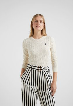 Polo Ralph Lauren - JULIANNA  - Neule - cream