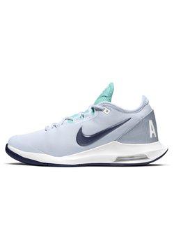Nike Performance - COURT AIR MAX WILDCARD - Tennissko til multicourt - football grey