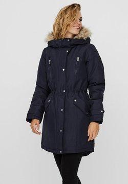 Vero Moda - Wintermantel - navy blazer