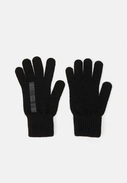 Calvin Klein - GLOVES - Fingerhandschuh - black