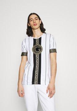 Glorious Gangsta - SANTAGO TEE - T-Shirt print - optic white