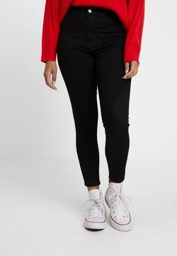 Topshop Petite - JONI - Jeans Skinny Fit - pure black