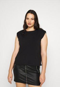 Pieces Curve - PCLIZ - T-shirt basic - black