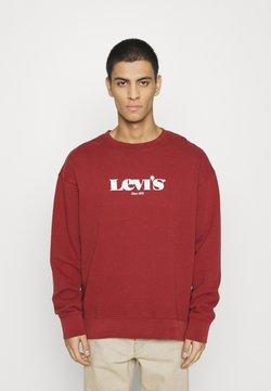 Levi's® - RELAXED GRAPHIC CREW - Collegepaita - blacks