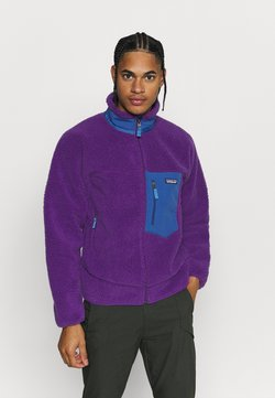 Patagonia - CLASSIC RETRO - Fleecejacke - purple