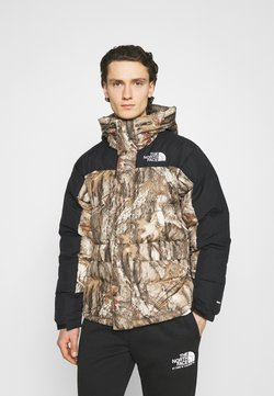 The North Face - M HIMALAYAN DOWN PARKA - Doudoune - kelp tan forest