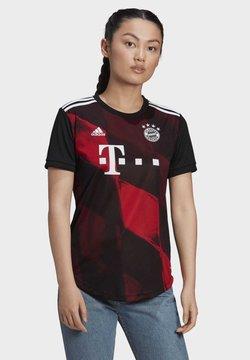 adidas Performance - FC BAYERN MÜNCHEN THIRD JERSEY - Vereinsmannschaften - black