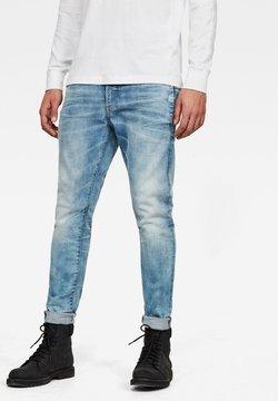 G-Star - SLIM FIT - Jeans Slim Fit - vintage striking blue