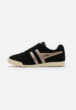 Gola - HARRIER MIRROR - Sneakers laag - black/gold