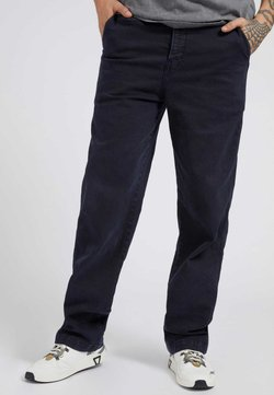 Guess - Jeans a sigaretta - blau