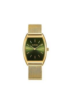Burker - MEGAN GOLD GREEN - Montre - gold