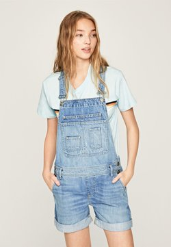 Pepe Jeans - ABBY FABBY - Salopette - blue denim