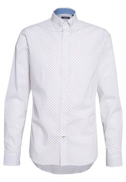 IZOD - POPLIN PRINT - Hemd - bright white