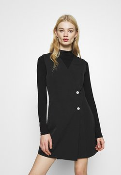 Pieces - PCVALERIA  - Cocktail dress / Party dress - black
