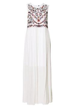 YAS - YASCHELLA MAXI DRESS  - Robe de cocktail - star white