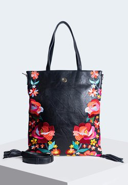 Desigual - Shopping bag - black