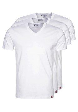 Dickies - 3 PACK - T-shirt basic - white