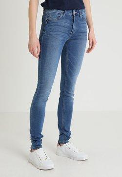 TOM TAILOR DENIM - NELA - Jeans Skinny Fit - mid stone denim