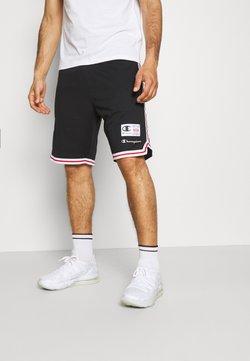 Champion - BERMUDA - Pantalón corto de deporte - black