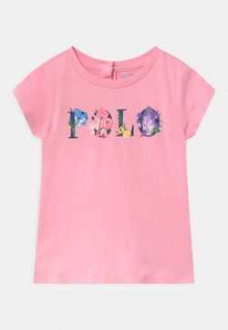 Polo Ralph Lauren - GRAPHIC - T-shirt print - carmel pink