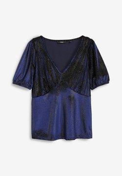 Next - Blusa - dark blue