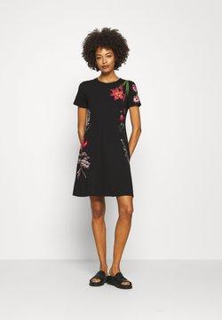 Desigual - CAROLINE - Vestido ligero - black