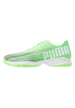 Puma - ADRENALITE 2.1 - Zapatillas de balonmano - elektro green/black/white