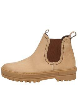 Paul Green - STIEFELETTE - Ankle Boot - grau-braun