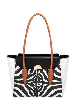 Nine West - HATTIE  - Handtasche - zebra