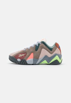 Reebok Classic - KAMIKAZE - Sneaker low - neon mint/boulder grey/true grey