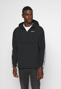 adidas Originals - Windbreaker - black/white