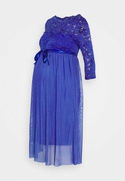 MAMALICIOUS - Cocktailkleid/festliches Kleid - royal blue
