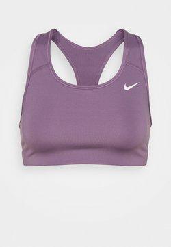 Nike Performance - BRA - Sport-BH mit leichter Stützkraft - amethyst smoke/white
