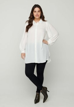 Zizzi - Skjorta - white