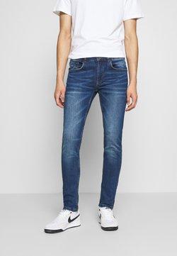 Redefined Rebel - STOCKHOLM - Slim fit jeans - jet blue