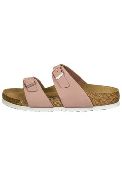 Birkenstock - Chaussons - old rose