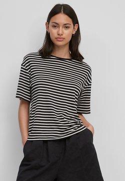 Marc O'Polo DENIM - T-Shirt print - black