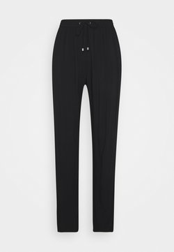 Lindex - TROUSERS AVA CONTRACT - Jogginghose - black