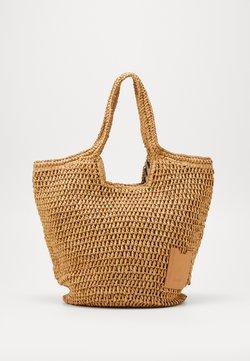 Esprit - DIDO SHOPPER - Shopping Bag - camel