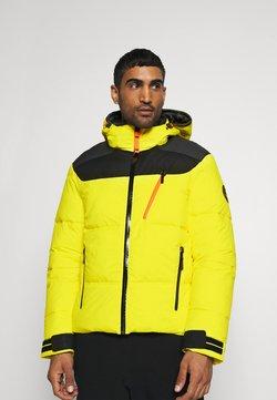 Icepeak - BRISTOL - Kurtka narciarska - yellow