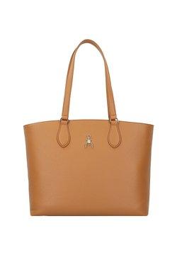Patrizia Pepe - Shopping Bag - cuoio