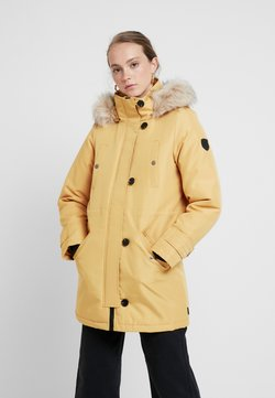Vero Moda - VMEXCURSION EXPEDITION - Parka - amber gold