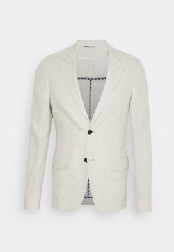 Bruun & Stengade - NAPLES SLIM - Blazer jacket - sand